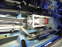 integrieter Stromgenerator